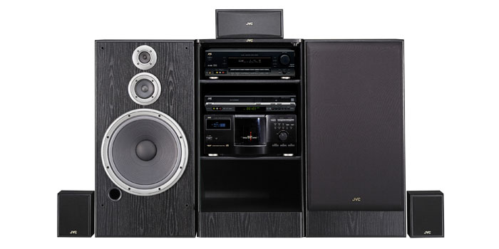 Decent Home Audio System