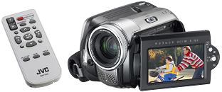 Hybrid Camera - GZ-MG67 - Introduction