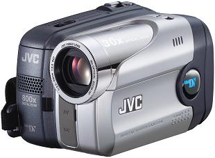 High-Band Digital Video Camera - GR-DA30US - Introduction