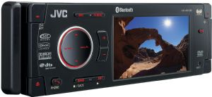 DVD/CD Receiver with 3.5