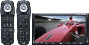 Double DIN DVD/CD Receiver - KW-AVX800 - Introduction