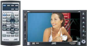 DVD/CD Receiver - KW-AVX706 - Introduction