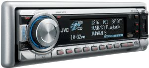 AM/FM CD Player w/ USB Slot - KD-G820 - Introduction