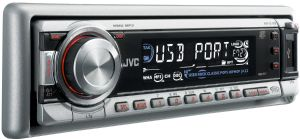 AM/FM CD Player w/ USB Slot - KD-G720 - Introduction