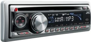 AM/FM CD Receiver - KD-G320 - Introduction
