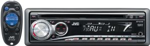 CD Receiver with AUX In - KD-G230 - Introduction