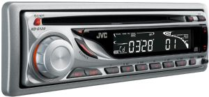 AM/FM CD Receiver - KD-G120R - Introduction