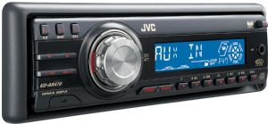AM/FM CD Receiver - KD-AR470 - Introduction