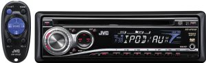 CD Receiver with iPod Control - KD-APD38 - Features