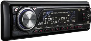 CD Receiver with iPod Control - KD-APD58 - Introduction