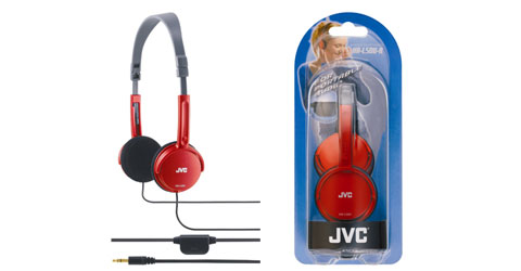 Light Weight Headphone - HA-L50VR