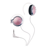 Ear Clip Headphone - HA-E130P