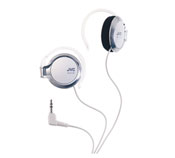 Ear Clip Headphone - HA-E130W