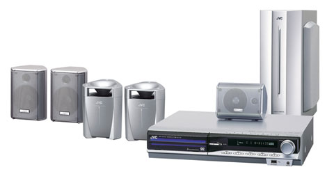DVD Digital Theater System