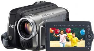 High-Band Digital Video Camera - GR-D850US - Introduction