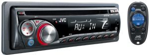 In-Dash CD Receiver - KD-G140 - Specification