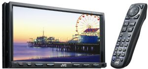 DVD/CD Receiver with 7-Inch Wide To - KW-ADV790 - Features