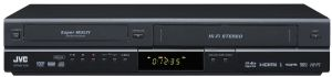 DVD Video Recorder & VHS Hi-Fi Ster - DR-MV100B - Specification