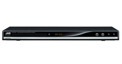 Reproductor de videos DVD - XV-N370B - Ratings and Reviews