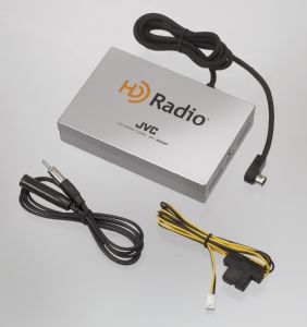 HD Radio Add-On Receiver for JVC In-Dash Receivers - KT-HD300 - Introduction