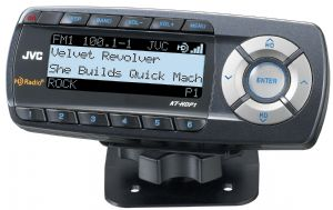 Transportable HD Radio - KT-HDP1 - Introduction