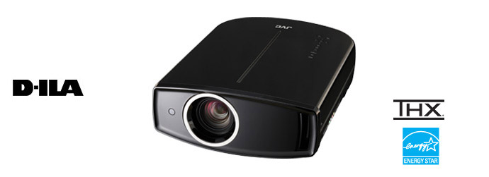 Full HD D-ILA Home Theater Front Projector - DLA-HD750BU - Introduction