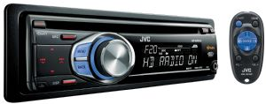 HD Radio(R)/CD Receiver - KD-HDR20 - Introduction