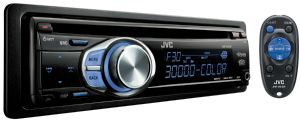 CD Receiver with Front AUX - KD-R300 - Introduction