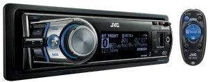 Dual USB/CD Receiver w/ Bluetooth - KD-R900 - Features