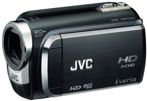 HD Hard Drive Camera - GZ-HD300BUS - Specification