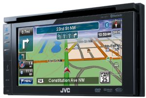 Bluetooth®/DVD/CD/USB/SD NAV - KW-NT1 - Introduction