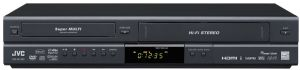 DVD Video Recorder & VHS Hi-Fi Stereo Video Recorder Combo - DR-MV150B - Introduction