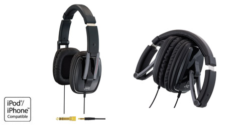 """Black Series"" Monitor Headphones - HA-M750"