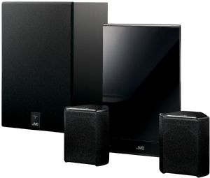 Soundbar Home Theater System - TH-BA3 - Introduction