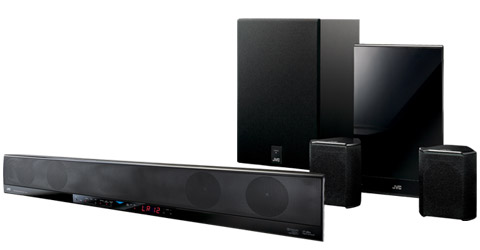 Soundbar Home Theater System