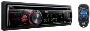 USB/CD Receiver with Front AUX - KD-A615 - Specification