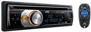 USB/CD Receiver w/ HD Radio and iTunes Tagging - KD-HDR60 - Introduction