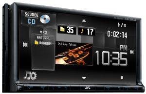 DVD/CD/USB Receiver with 7-inch Widescreen Monitor - KW-ADV793 - Specification