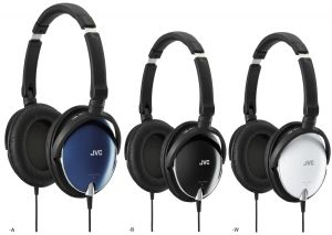 High Quality Around-Ear Headphones - HA-S600 - Introduction