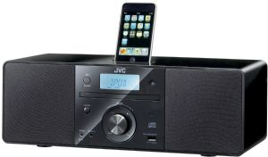 Micro System with CD and top mount iPod dock. - RD-N1 - Introduction