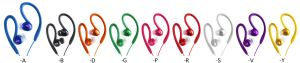 Ear Clip Sports Headphones - HA-EBX5 - Introduction