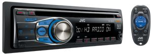 Single-DIN HD Radio CD Receiver - KD-HDR44 - Introduction