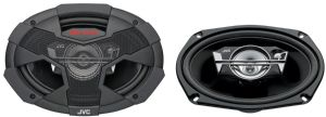 DRVN Series Coaxial Speakers - CS-V6937 - Introduction
