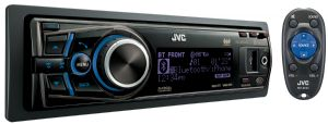 Arsenal Single DIN CD Receiver - KD-A925BT - Introduction