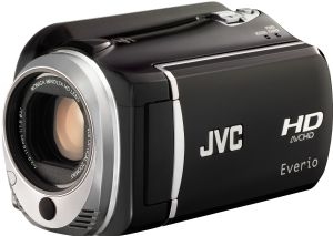 HD Hard Disk Camcorder - GZ-HD520BUS - Introduction