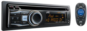 HD Radio Single-DIN Receiver - KD-HDR70 - Introduction