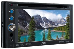 Double DIN Multimedia Receiver - KW-ADV794 - Introduction