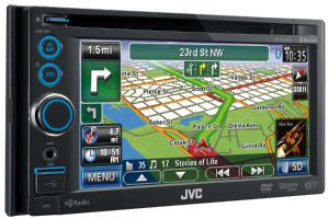 AV Navigation System - KW-NT30HD - Introduction