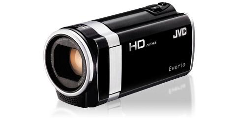 HD Everio Flash Memory