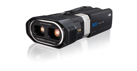 Full HD 3D Everio - GS-TD1BUS - Features